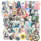 Japanese Anime Vinyl Sticker Car Skate Skateboard Laptop Luggage Graffiti Decal
