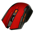 2.4Ghz Mini Wireless Optical Gaming Work Mouse Mice& USB Receiver For PC Laptop