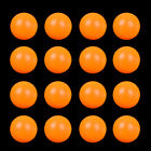 150/300pcs Balle de Tennis de Table / Ping Pong Accessoire Blanc / Orange WA