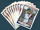 2010 TOPPS TEAM USA 18U BUBBA STARLING #17 ROOKIE CARD LOT OF 10 CARDS