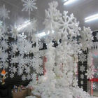 30Pcs/10 bags White Snowflake Christmas Decortions For Home Christmas Tree Or…