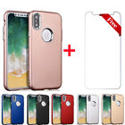 Shockproof  Hybrid Matte Silicone Case For Apple iPhone 6 / 7/8 /X / XS MAX/ XR