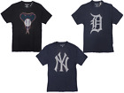 MLB Wright & Ditson Vintage Cooperstown Retro Logo T-shirt on Ebay