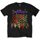 GENESIS Collage Mens T Shirt Unisex Tee Official Licensed Band Merch