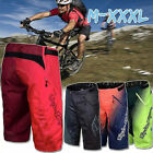 FA- Men's Baggy Cycling Shorts MTB Mountain Bike Short Pants Loose-fit Summer Co