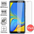 5X Tempered Glass Screen Protector For Samsung Galaxy A5 A6 A7 A8 A9 A30 A40 A50
