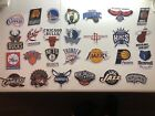 NBA Team Logo Vinyl Die Cut Stickers CAVS BULLS WARRIORS BUCKS RAPTORS on eBay