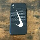 NIKE Iphone7/8 Plus,X,XR,XSMax Sport Cellphone Case FREE KEYCHAIN Soft Bendable