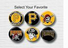 "Pittsburgh Pirates Buttons 1.25"" Baseball Hat T-Shirt Jersey Pins Badge Patch on Ebay"