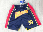Steph Curry Men's Shorts #30 Golden State Warriors Vintage Basketball Size S-2XL