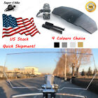 Universal Adjustable Risen Windshield Screen Extension For BMW R1100S All Years