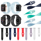 Bracelet Strap Watch Band Silicone For Apple Watch Series 4 3 2 1 iWatch