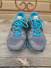 """Nike """"Lunar Forever 2"""" Gray and Blue, Running Shoes. Women's 9.5"""