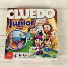 Junior Cluedo The Case Of The Missing Prizes Game Hasbro 100% Complete Age 5+