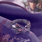 The Legend of Qin Qin's Moon Flood Dragon Ring 925 Silver Jewelry Cos