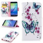 Shockproof Leather Case For Huawei P8 P9 P10 Mate 10 Mini Lite Honor 7X 6X 6C Y5