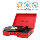 High Quality Turntable Vinyl Record Player Stereo Speaker Vinyl-to-MP3 Bluetooth