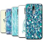STUFF4 Gel/TPU Case/Cover for Nokia 3.2 2019/Teal Fashion