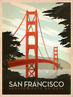 Travel Posters Vintage A4 A3 Various Design ***Buy 2 Get 1 Free***