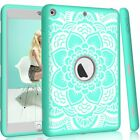 Defender Case Protector for iPad 9.7 5/6th Generation Shield w/ Stand Shockproof