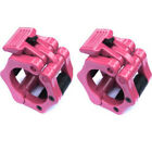 1 Pair Crossfit Nylon Olympic Barbell Clamps 50MM Quick Release Barbell Locks