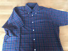 Vintage Ben Sherman checked Kurzarm / Short Sleeve Hemd Mod Skin Casual M Medium