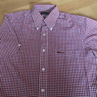 Excellent Vintage Ben Sherman Gingham Kurzarm / Short Sleeve Hemd Mod S Small