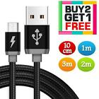 Kyпить Braided Long Micro USB Charger Data Cable Lead for Samsung Android Phones 2m 3m на еВаy.соm