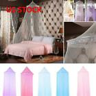 Mosquito Net Bed Queen Size Home Bedding Lace Canopy Elegan Netting Princess US image