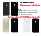 For Huawei P8/P9 Lite 2017 OEM Rear Glass Housing Battery Back Cover Adhesive UK