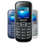 Brand New Basic 2g Samsung Gt-e1200 Mobile Phone Single Sim Unlocked Uk Stock