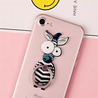 Hot Hit Cute Cartoon Animal Smartphone Finger Ring Mobile Phone Stand holder 360