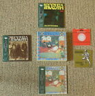 Spirogyra - Japan Mini LP (3CD) + Old Boot Wine Promo Box + 2 Promo Single CDs