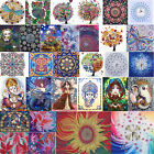 5D DIY Special Shaped Diamond Painting Flowers Cross Stitch Embroidery Art Decor