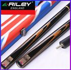 2019 RILEY Limit O'Sullivan Signature Engraving 3/4 Snooker Cue Case Set 10mm... $438.99 USD on eBay