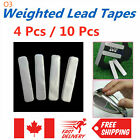 4/10pc Golf Club Lead Weight Sticker Tape for Weights Swing Weighted Irons Woods