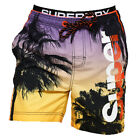 Superdry NEW Men's Photographic Volley Swim Short - Tropical Sunset BNWT
