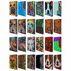 OFFICIAL MAD DOG ART GALLERY DOGS 2 LEATHER BOOK CASE FOR APPLE iPAD