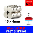 Super Strong N35 Round Disc Neodymium Mini Fridge Magnets Rare Earth New