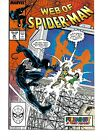 Web Of Spider-Man # 36 1ST Tombstone Appearance
