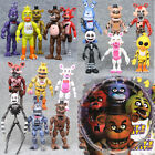 FNAF 5 Nights At Freddy's Bunnie Game Kids Toys Action Figures Gift Set