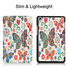 For XiaoMi Mi Pad 4 Hybird Slim Smart PU Leather Kickstand Protective Case Cover