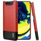 IMAK Luxury Classic Colors Leather Shockproof Case Cover For Samsung Galaxy A80