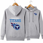 Hot Tennessee Titans Hoodie Fleece Men Coat Pullover Jacket warm Sweatshirt @901 $26.99 USD on eBay