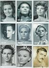 STAR TREK TOS 40TH Anniversary Series 1 & 2 Portrait Cards. on eBay