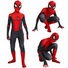 Spider-Man Far From Home Man Boys Kids Jumpsuits Zentai Cosplay Costume Suit