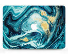 """Marble Protective Hard Shell Skin Case Cover Macbook Air Pro 11 12 13 15 16""""MC"""