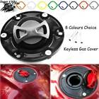 Motorcycle Aluminum Alloy Keyless Fuel Tank Cap For Triumph Tiger 800 All Years $26.12 USD on eBay