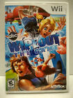 Wii Games, Used, Complete with Manuals