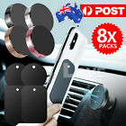 Metal Plate Magnetic Car Phone Holder Accessories Magnet Phone Stand Support